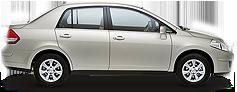 NissanTiida Sedan