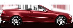 MercedesCLK 63 AMG Cabriolet