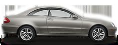 MercedesCLK-Class Coupe