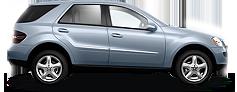 MercedesML 63 AMG