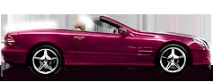 MercedesSL 65 AMG