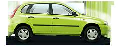 LadaKalina Hatchback