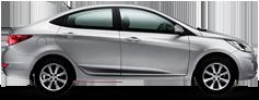HyundaiSolaris Sedan
