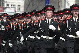 Назаров поздравил курсантов Омского кадетского корпуса с 1 сентября