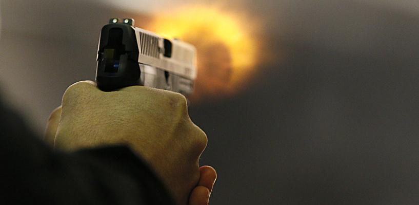 Под Омском посетитель кафе расстреливал персонал