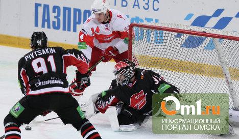 В третьем матче против «Сибири» «Авангард» добавит агрессивности