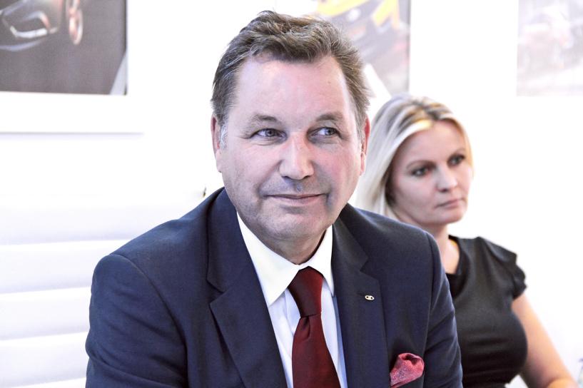 Не Сечин: Бу Андерссон признался, сколько зарабатывает на АвтоВАЗе