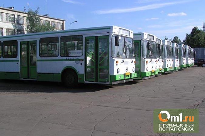 Городские власти: Омский общественный транспорт износился на 93%