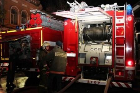 В Омске безответственный куряга погиб в пожаре