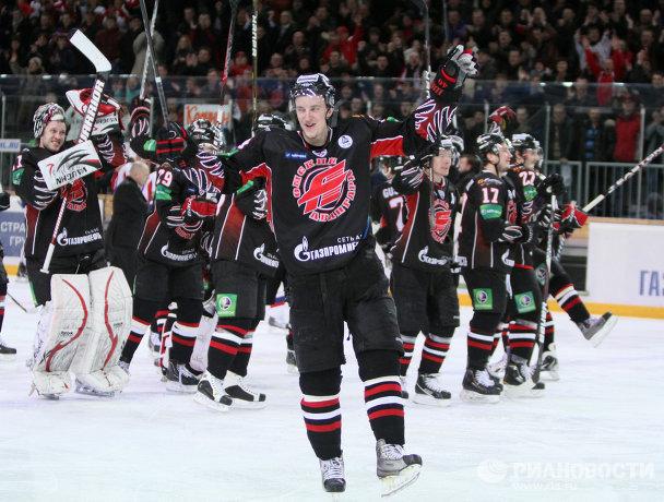 Капитаном «Авангарда» в первом матче нового сезона будет Сергей Калинин
