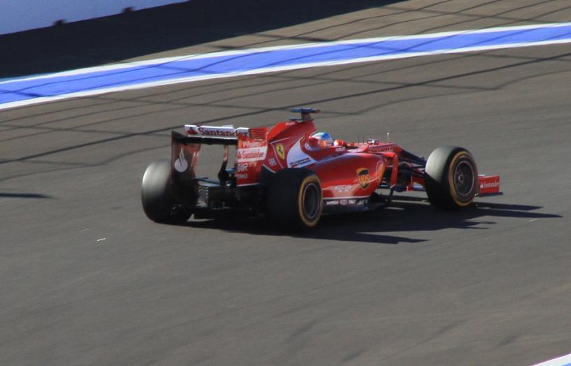 Формула-1 в Сочи: сутки до старта и никакой интриги