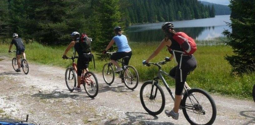 Лучшие места для велосипедных поездок в Омске