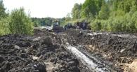 Размытыми дорогами на севере Омской области заинтересовалась прокуратура