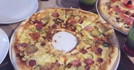 Проверено на себе: так ли плоха пицца «Пробитое колесо» как омские дороги