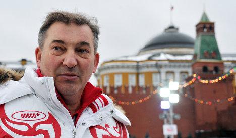 Третьяк рассмотрит предложение провести Кубок Первого канала в Омске