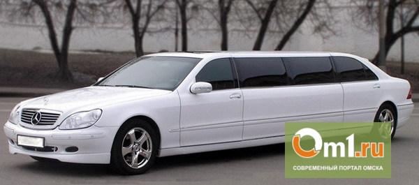 В Омске оштрафовали водителя лимузина Газманова