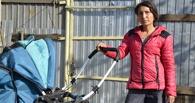 В Омске у многодетной матери забрали детей «за бедность»
