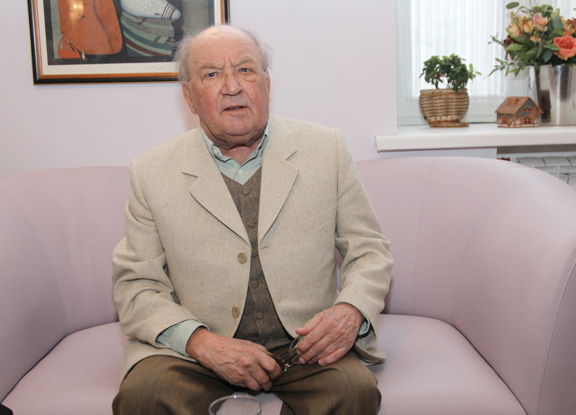 В Москве скончался народный артист Лев Дуров