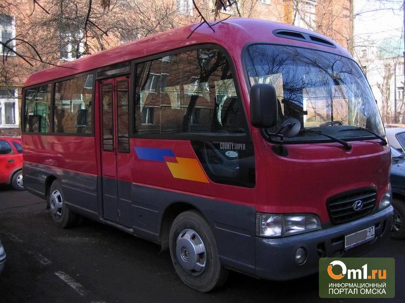 В Омске два автобуса будут возить пассажиров за 18 рублей