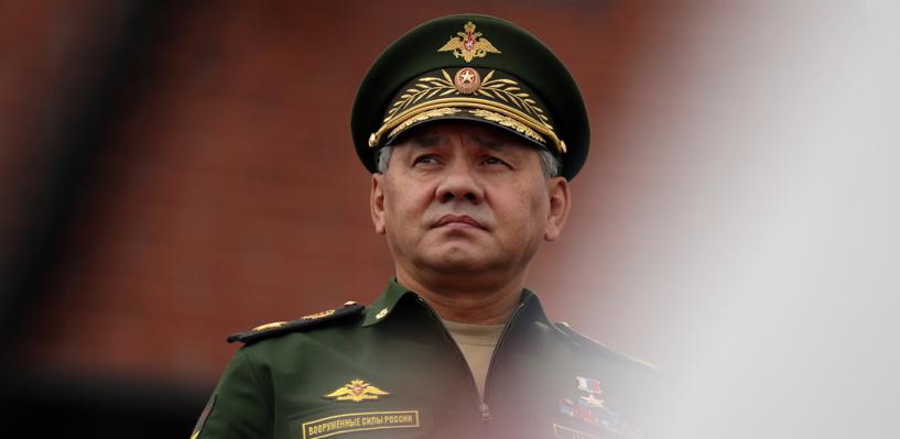 СМИ: в Омск едет министр обороны Сергей Шойгу