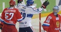 Сборная России уступила Финляндии первый матч Кубка Карьяла