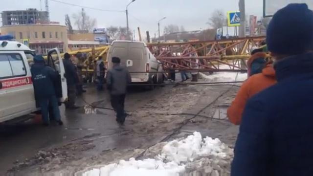 Закрушение башенного крана облсуд отправил вколонию-поселение госинспектора ИВАНОВА