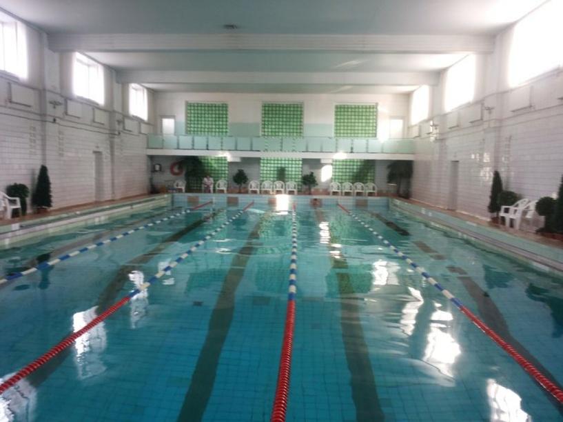 В Омске за 70 млн рублей продают бассейн «Иртыш»