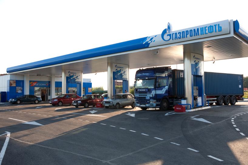 Автомобилисты выбрали сеть АЗС «Газпромнефть»