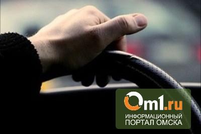 В Омске у водителя случился приступ за рулем
