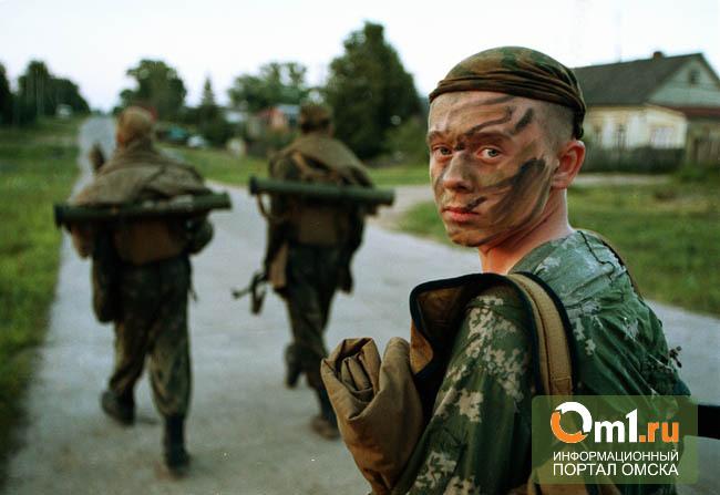 В Омске разведчик с братом убили троих пехотинцев