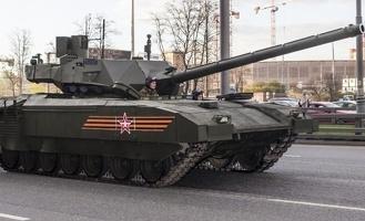 Британская военная разведка признала «Армату» революционным танком