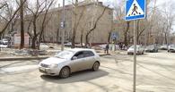На улице Омская «Пежо» наехал на 11-летнего мальчика