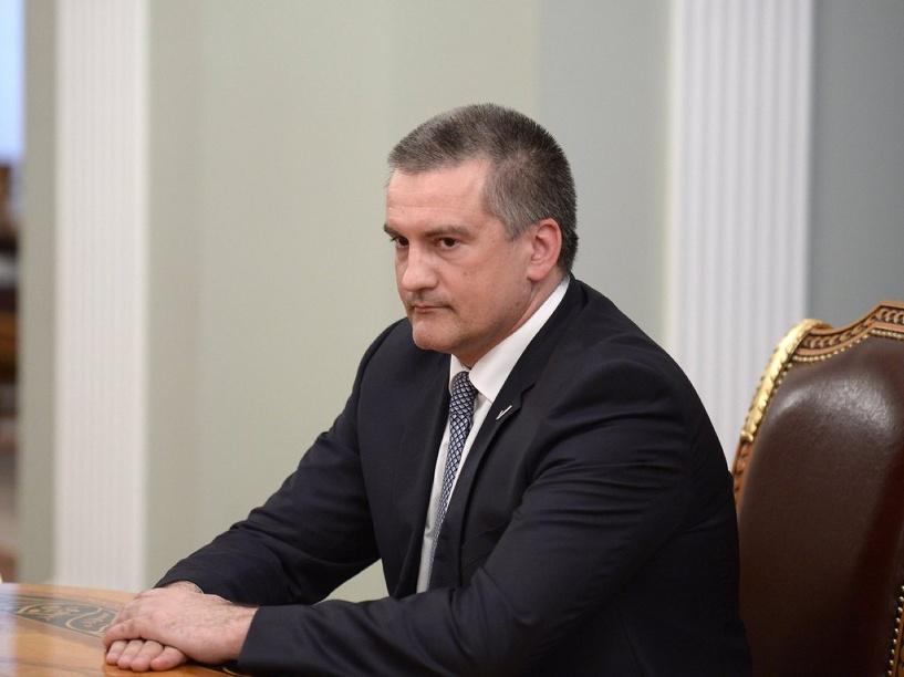 В ответ на задержания крымских чиновников глава республики создал специальную комиссию для их защиты