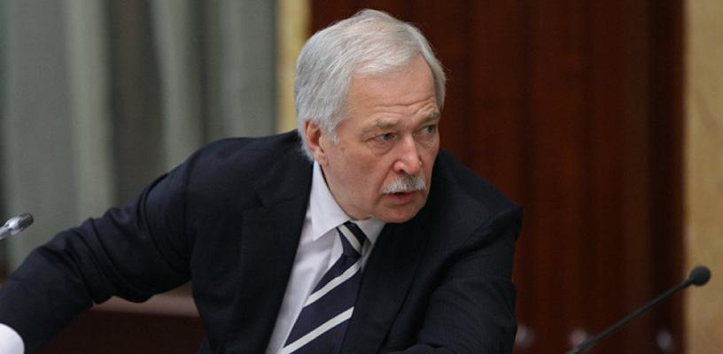 Владимир Путин отдал главе Нацгвардии место Бориса Грызлова в Совете безопасности