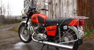 Омич украл у соседа мотоцикл, чтобы разобрать его на запчасти