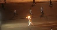 Омичи не поехали на работу из-за олимпийского факела: пробок нет