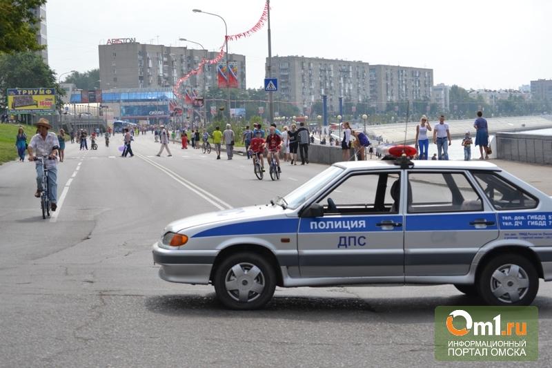 В Омске из-за SIM перекроют 20 улиц и 2 моста