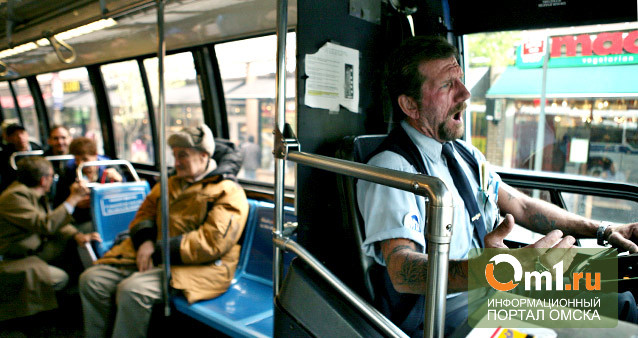 Омских пассажиров перевозят пьяные водители без прав