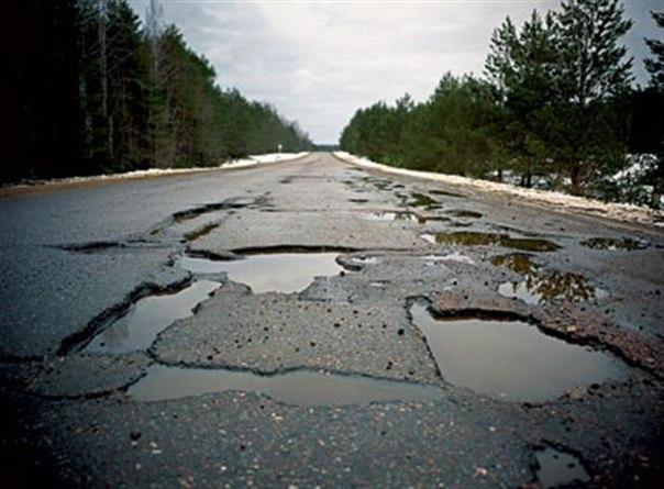 В Омске прокуратура потребовала отремонтировать дорогу до Политотдела