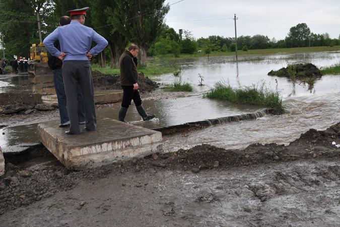 За паводок в Усть-Ишиме омская прокуратура накажет муниципальных чиновников
