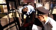 Проверка: омская полиция «забраковала» два десятка автобусов