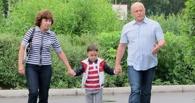 Губернатор Назаров вместе с женой готов отправить сына в лагерь