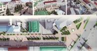 Реконструкцию здания «Саламандры» в Омске планируют завершить до конца 2016 года