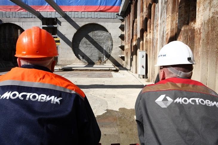 В омском правительстве следователи изъяли документы, касающиеся «Мостовика»