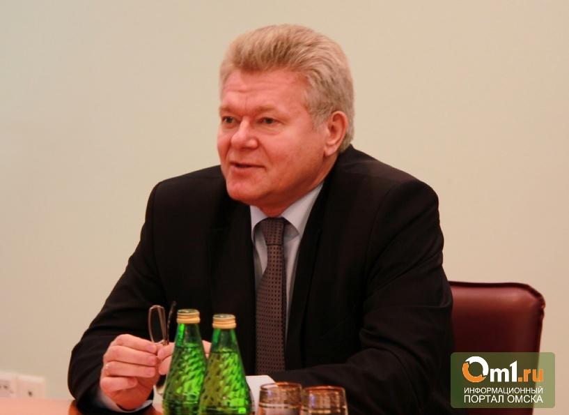 Правительство Омской области избавится еще от одного министра