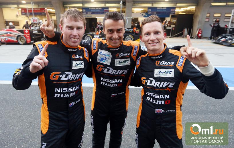 Российская команда G-Drive Racing выиграла гонку «6 часов Шанхая»