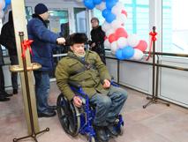 Омский ЖД Вокзал стал доступнее для инвалидов