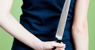 В Омской области девушка с ножом ограбила магазин