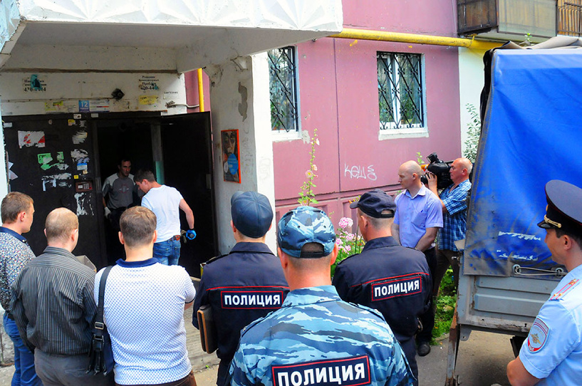 Подозреваемого в убийстве шестерых детей задержали во Владимирской области