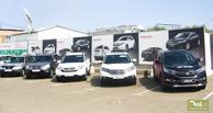 В Омск приехал обновленный Honda CR-V
